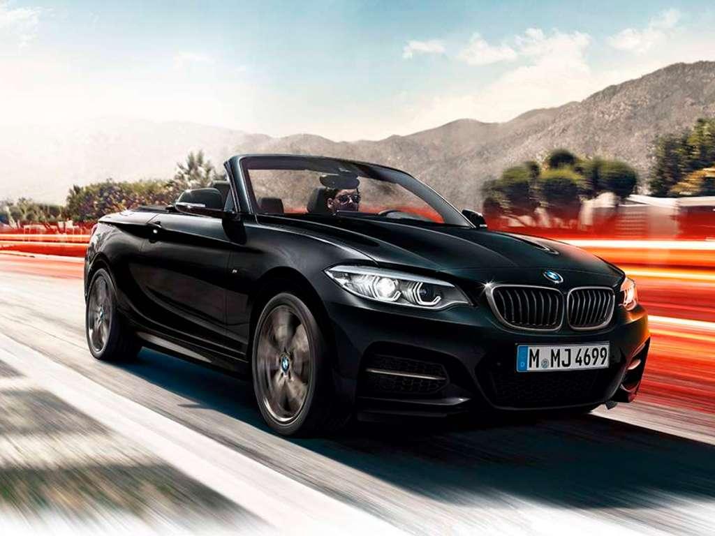 Galería de fotos del BMW M240i Cabrio (1)