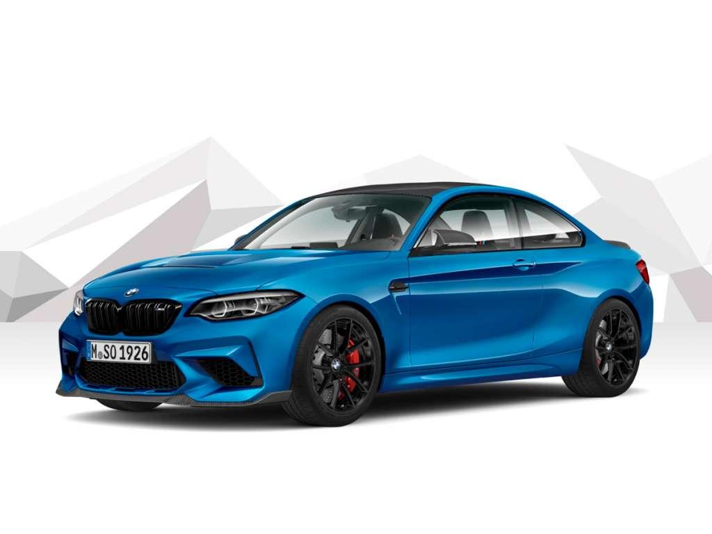 Galería de fotos del BMW M2 CS (1)