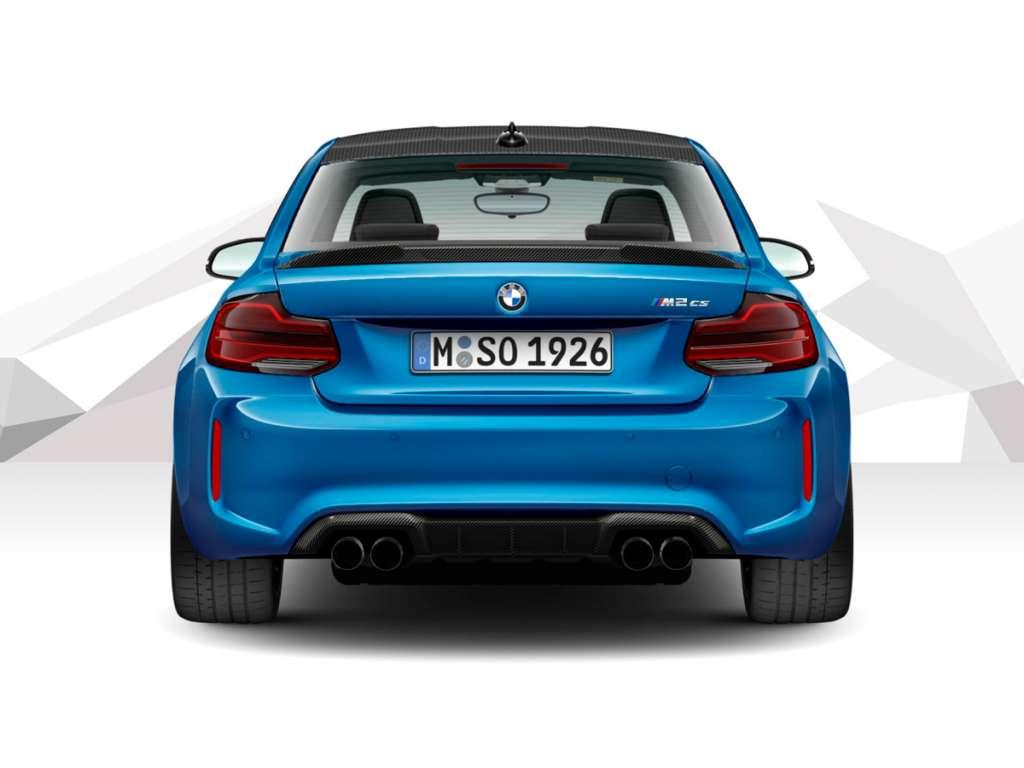 Galería de fotos del BMW M2 CS (2)