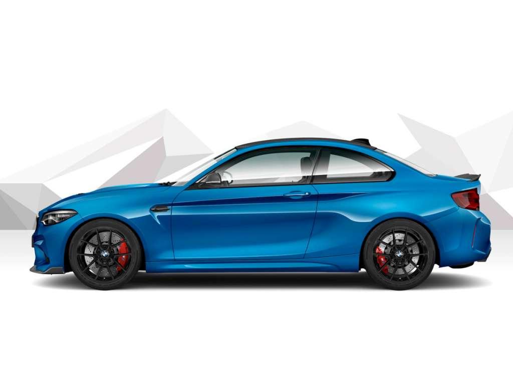 Galería de fotos del BMW M2 CS (3)