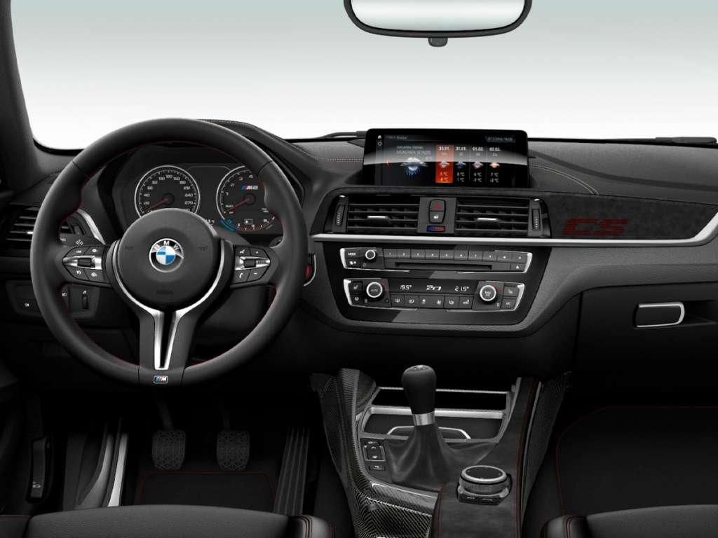 Galería de fotos del BMW M2 CS (4)