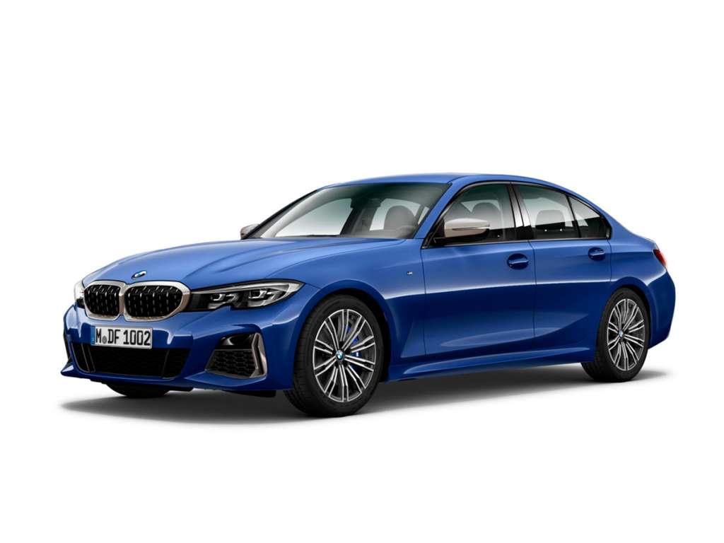 Galería de fotos del BMW M340i xDrive Berlina (1)