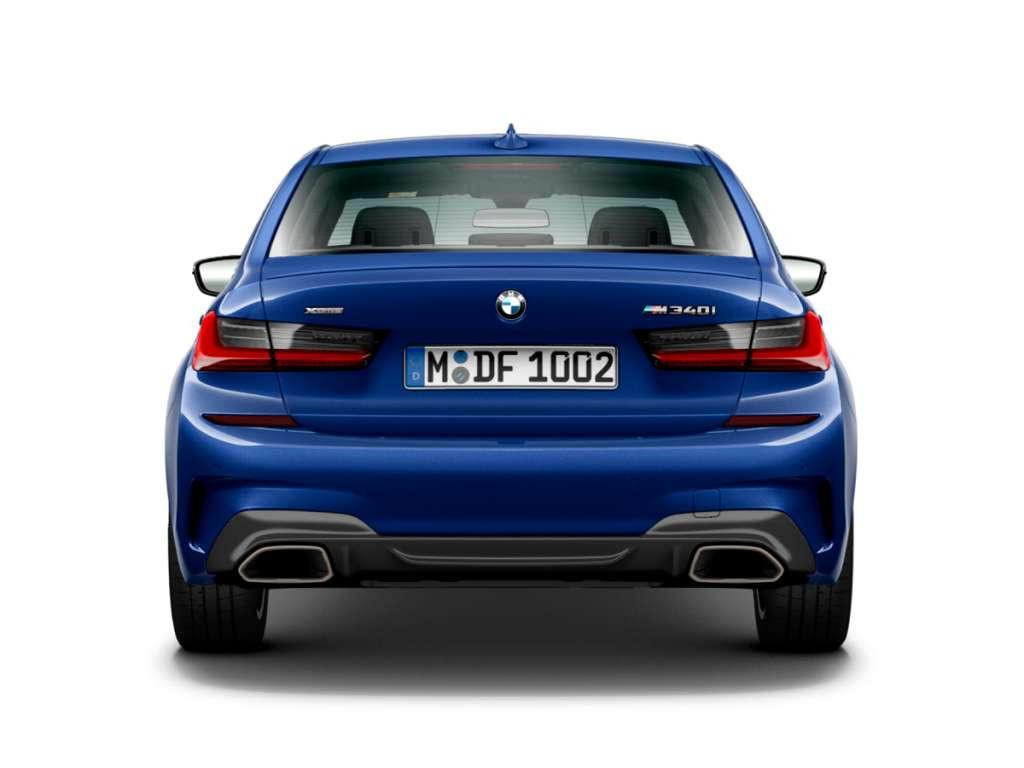 Galería de fotos del BMW M340i xDrive Berlina (2)