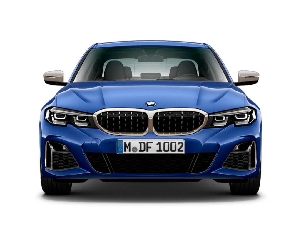 Galería de fotos del BMW M340i xDrive Berlina (3)