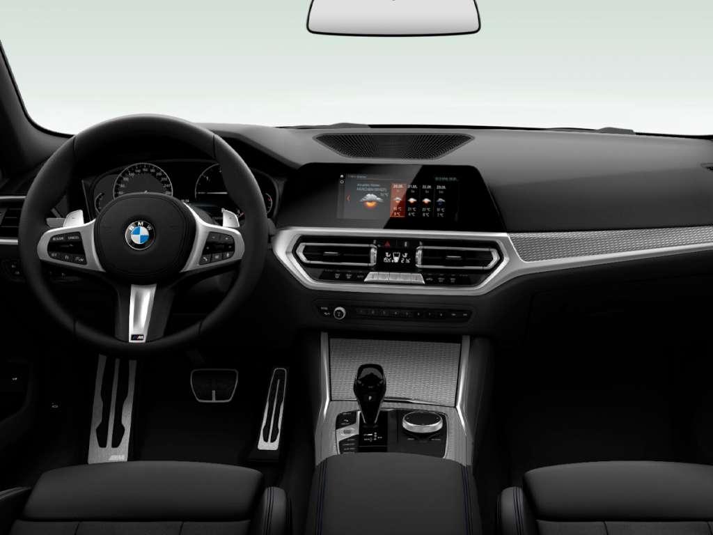 Galería de fotos del BMW M340i xDrive Berlina (4)