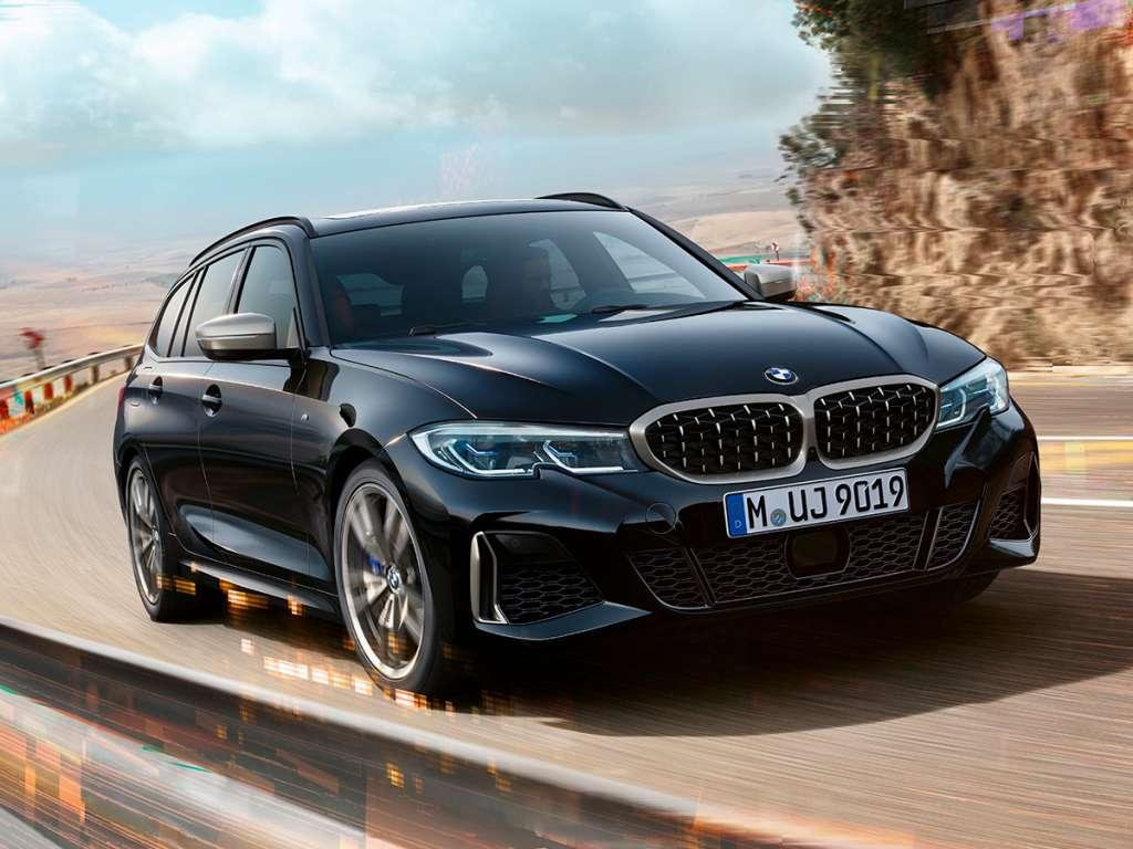 Galería de fotos del BMW Nuevo M340i xDrive Touring (1)