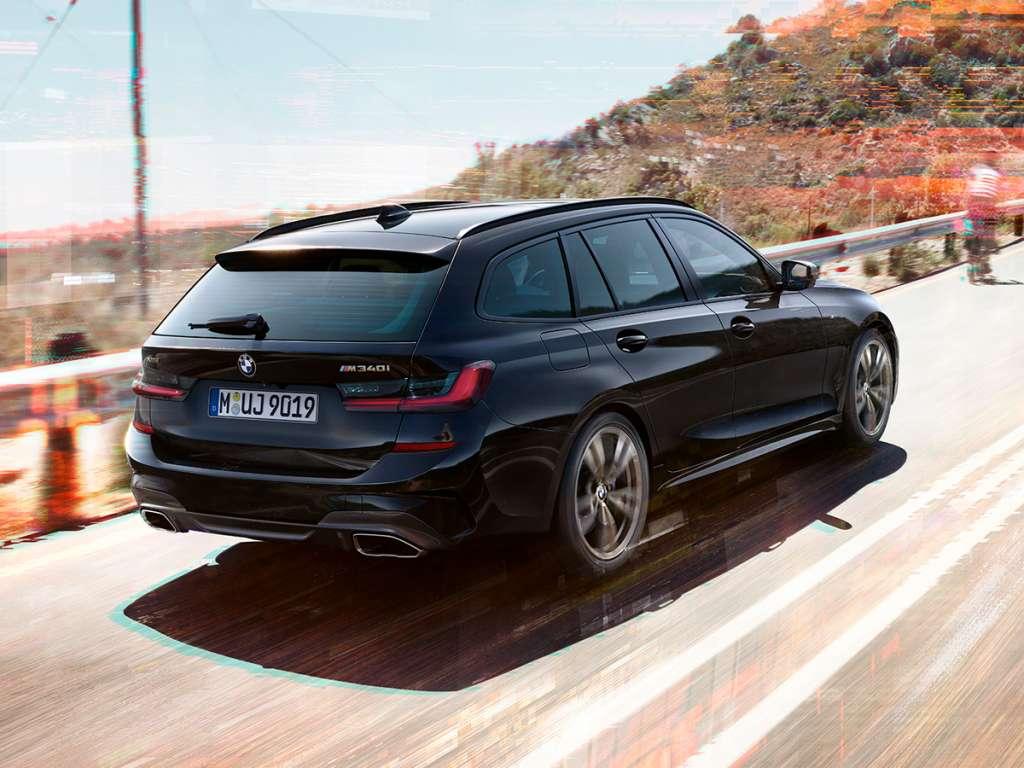 Galería de fotos del BMW Nuevo M340i xDrive Touring (2)