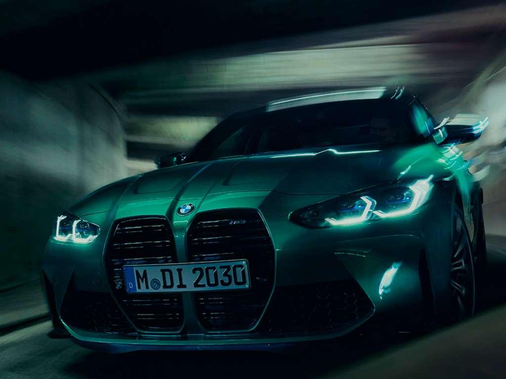 Galería de fotos del BMW Nuevo M3 Berlina (1)