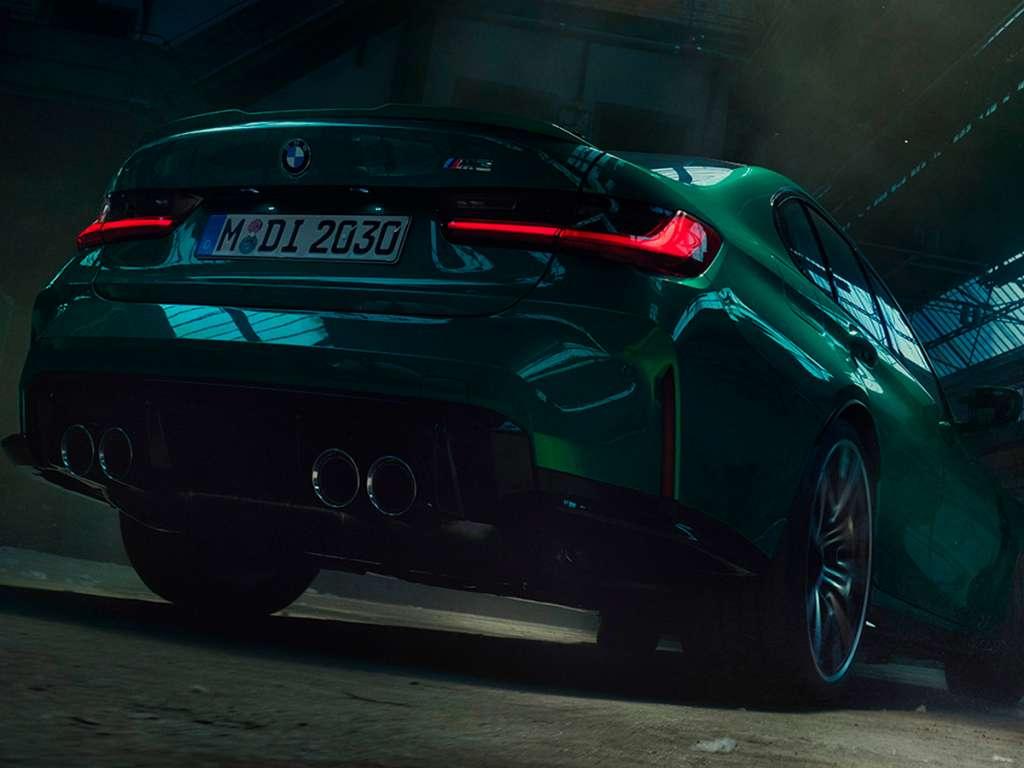 Galería de fotos del BMW Nuevo M3 Berlina (2)