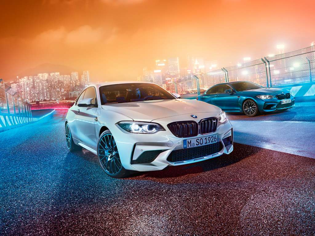 BMW Novo M2 Competition
