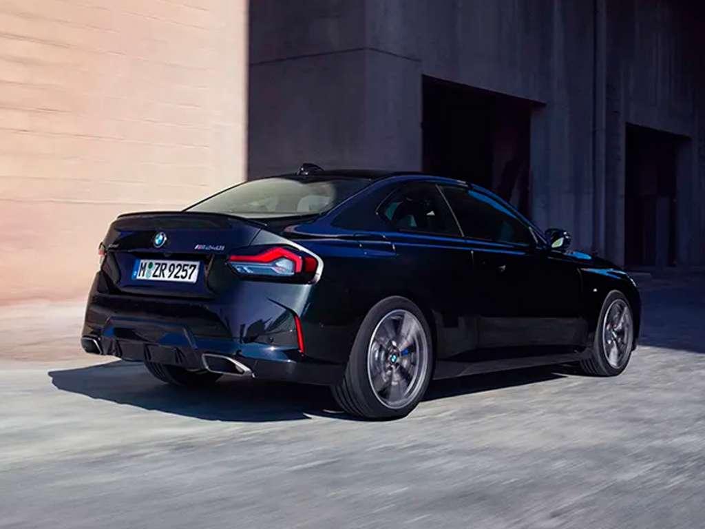 BMW Novo M240i xDrive Coupé