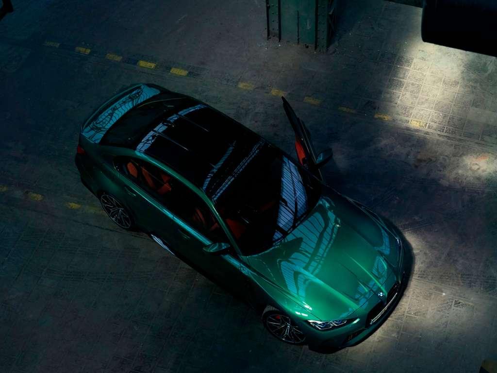 BMW Novo M3 Berlina
