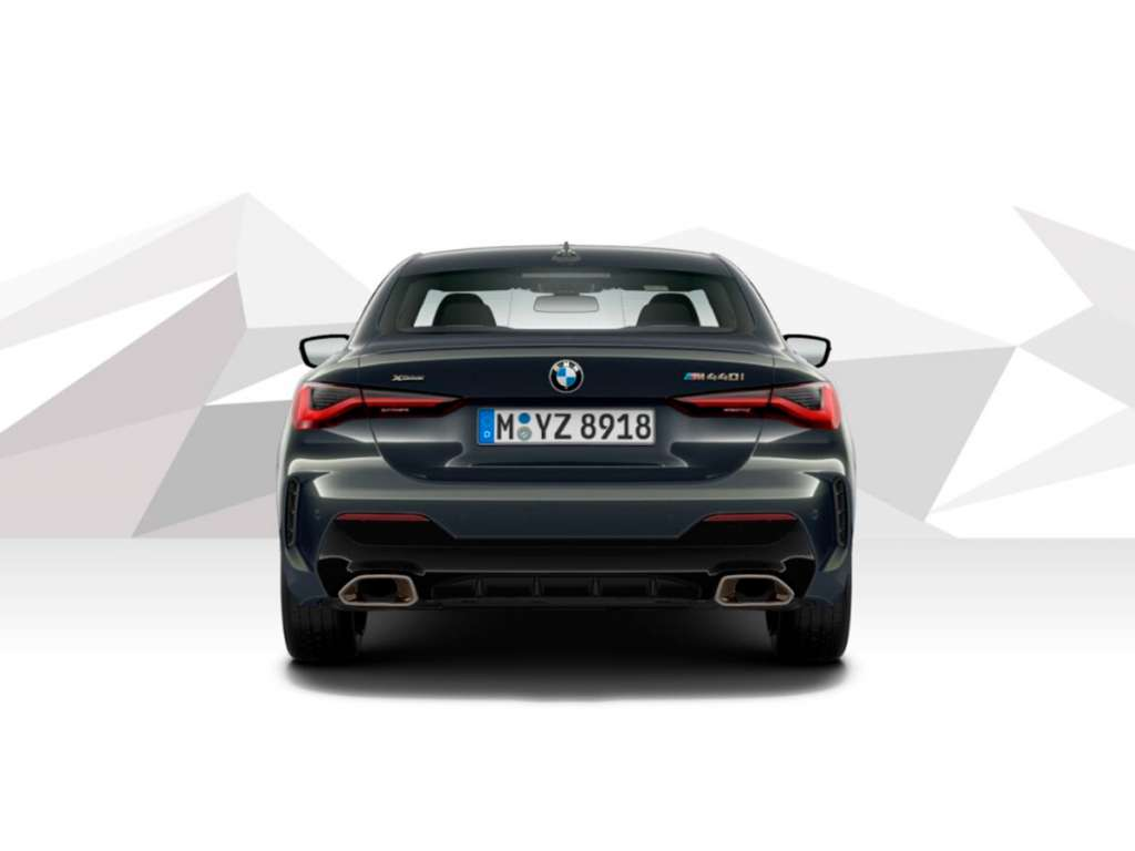 BMW Novo M440i xDrive Coupé