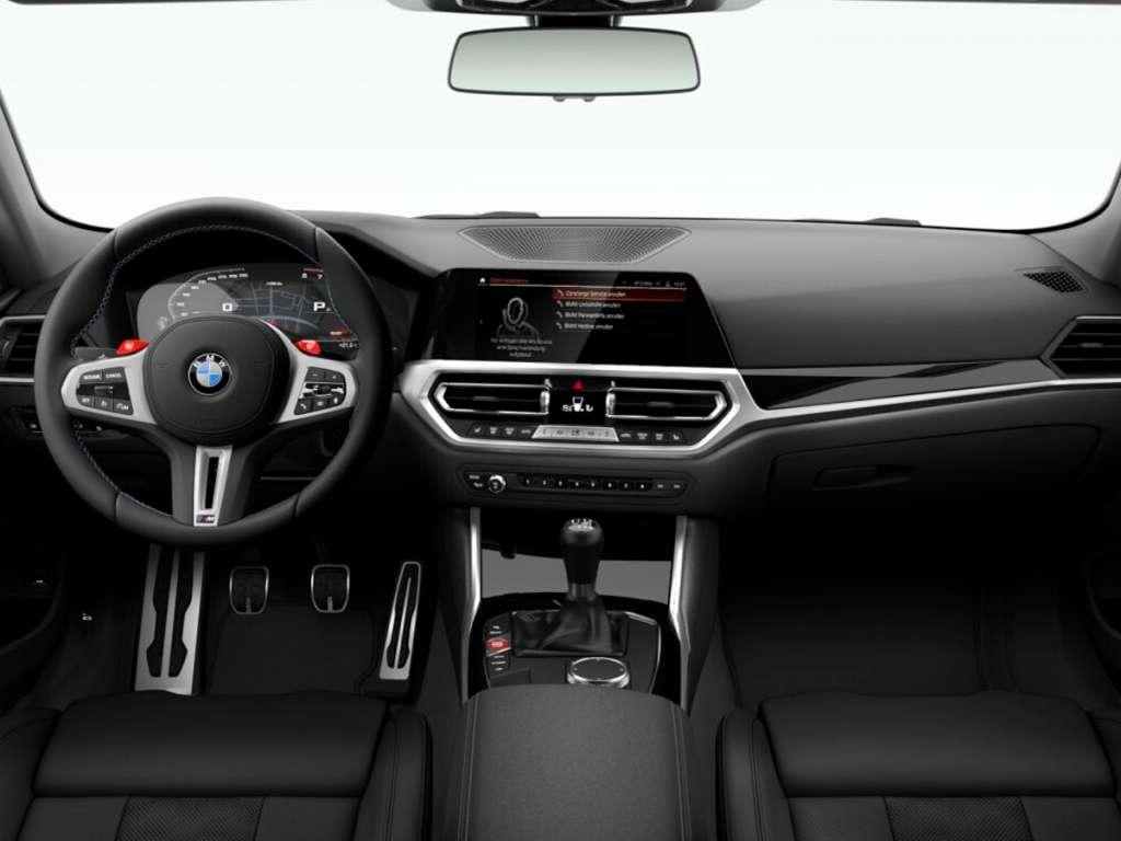 BMW Novo M4 Coupé