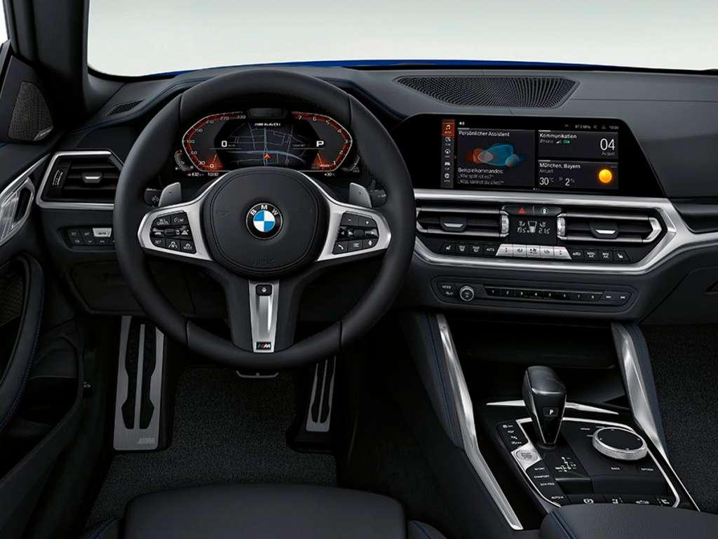 BMW Novo M440i xDrive Cabrio