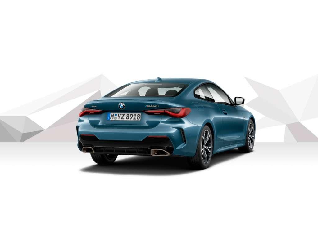 BMW Novo M440i xDrive Coupé