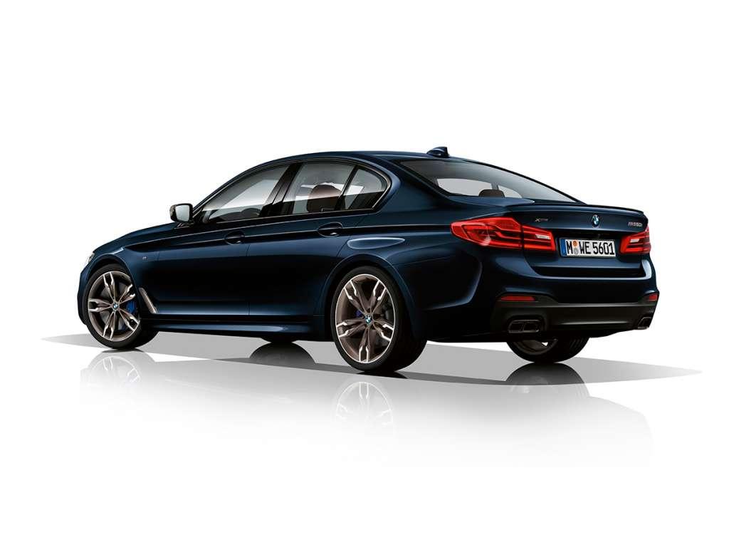 BMW M550d xDrive Berlina
