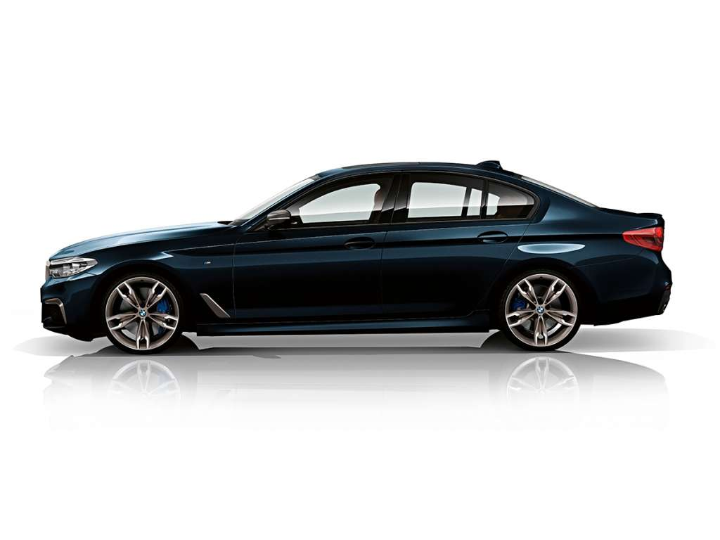 BMW M550d xDrive Berlina