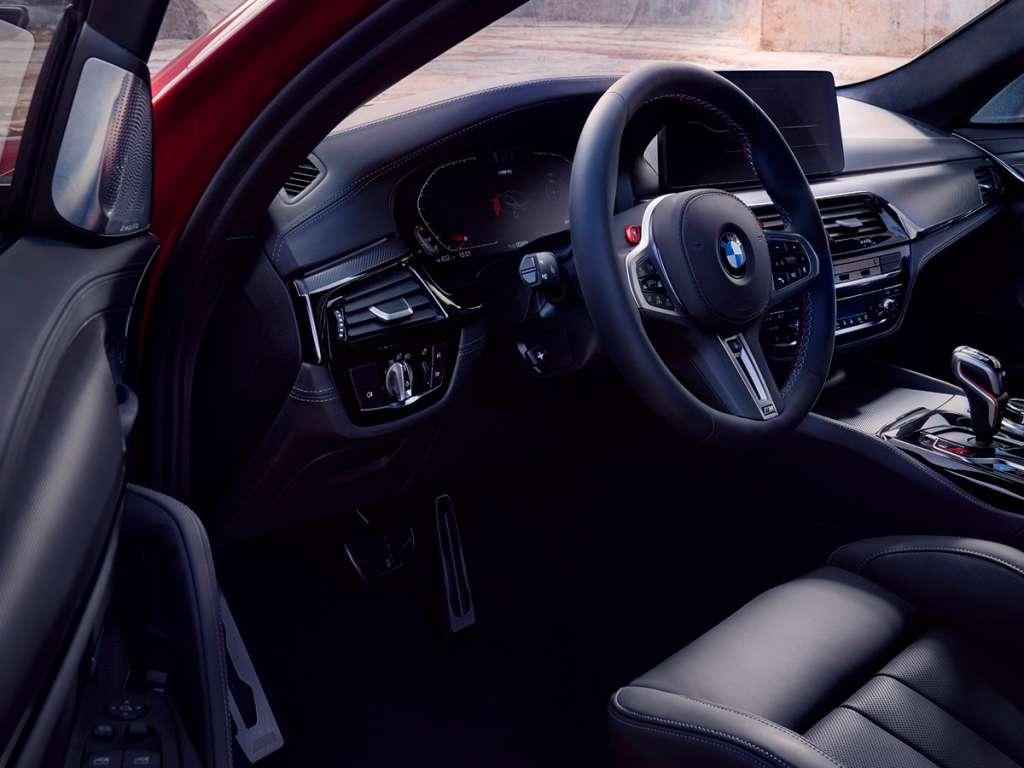 BMW Novo M5 Berlina