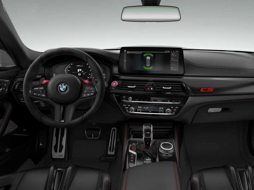 BMW M5 CS Berlina
