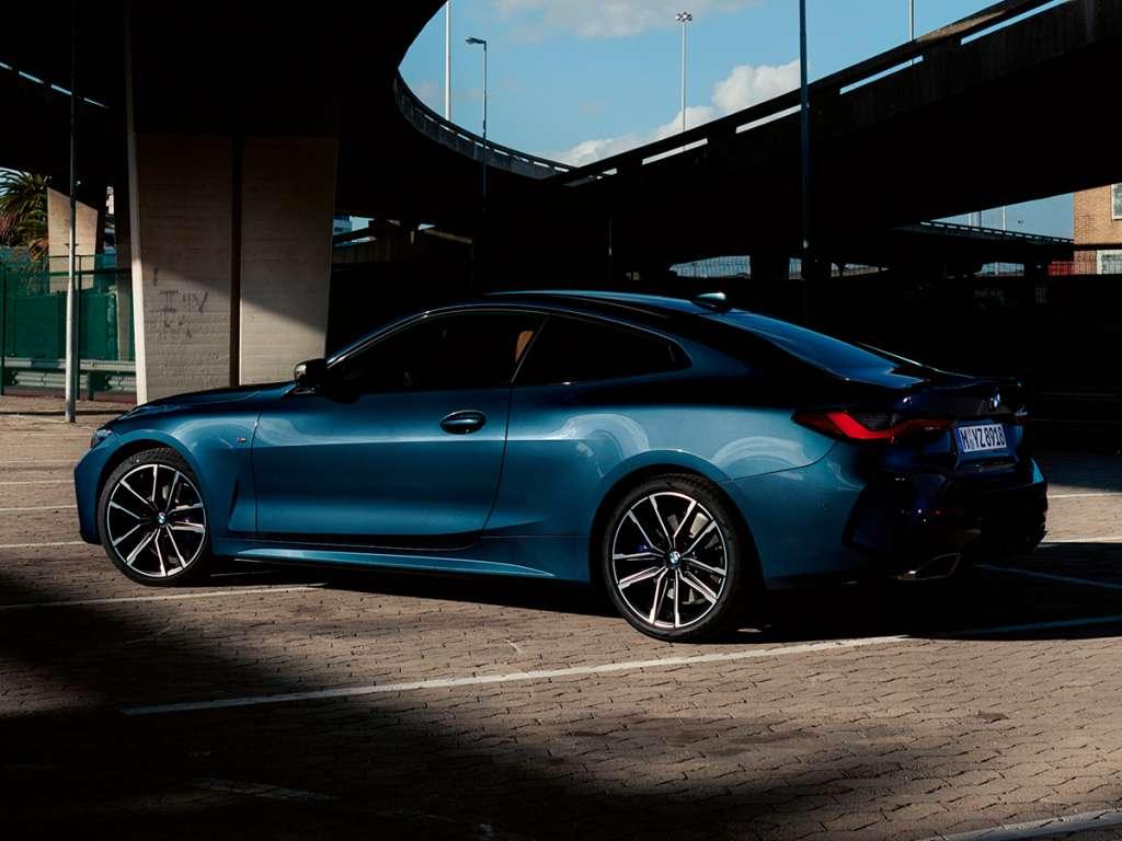 BMW Novo Série 4 Coupé