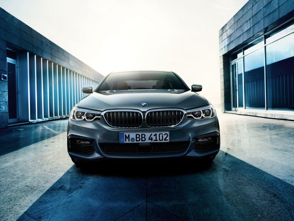 BMW Série 5 Berlina