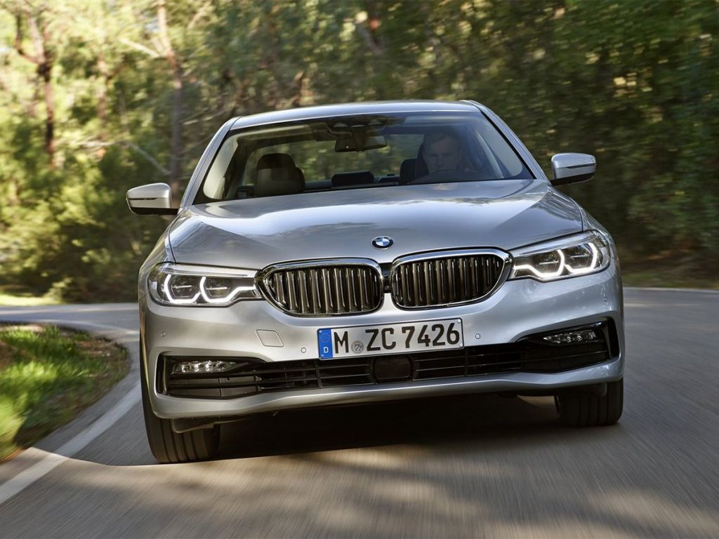 BMW 530e Berlina Híbrido Plug-In