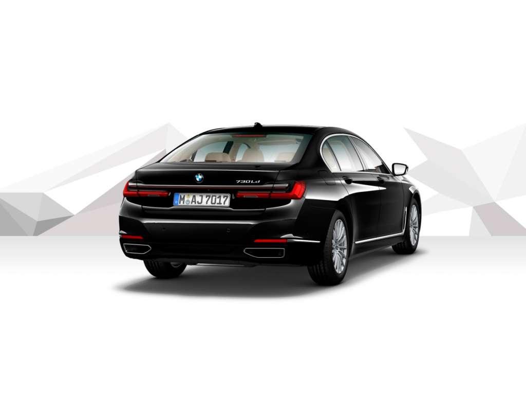 BMW Série 7 Berlina Longo