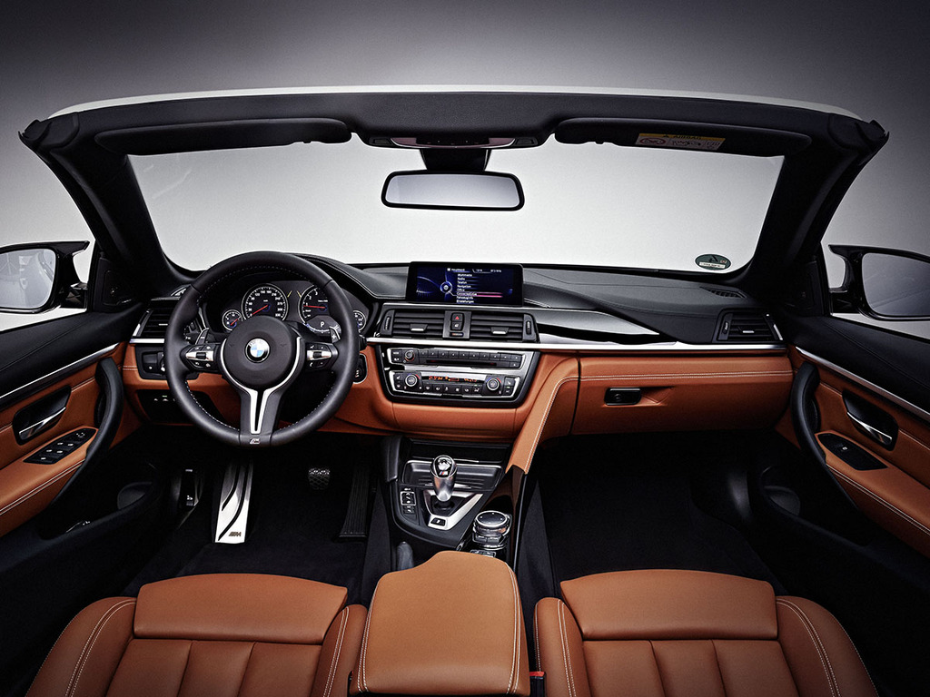 Galería de fotos del BMW M4 Cabrio (1)