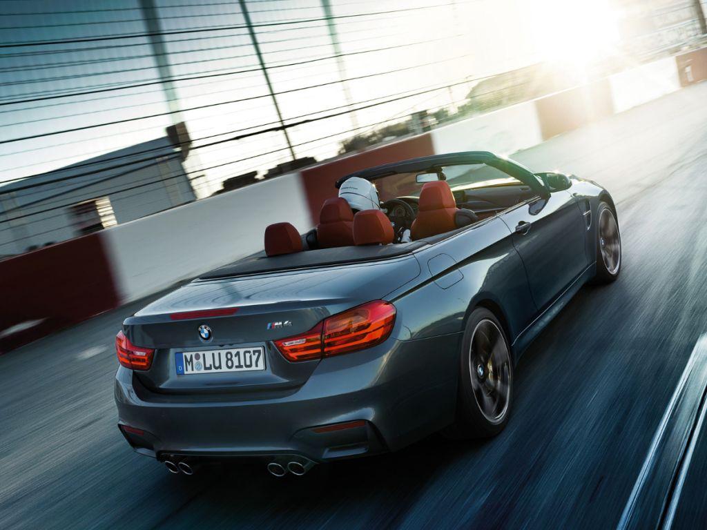 Galería de fotos del BMW M4 Cabrio (5)