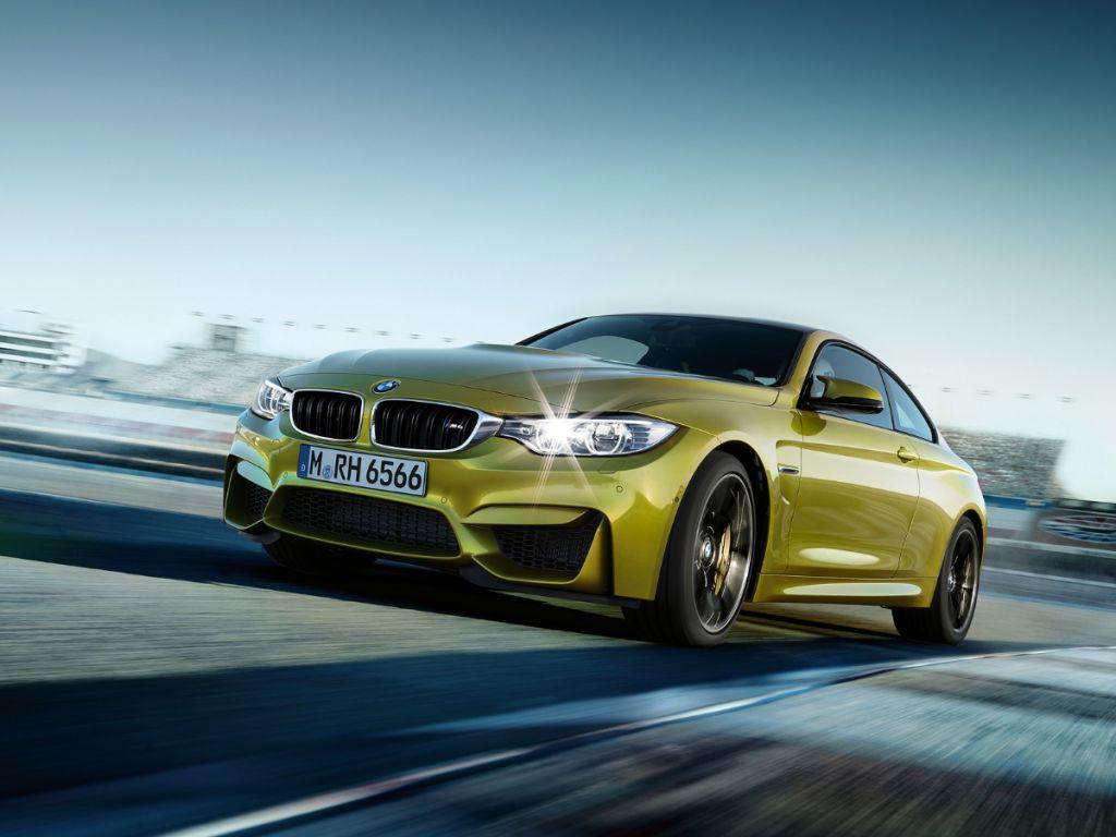 Galería de fotos del BMW M4 Coupé (1)