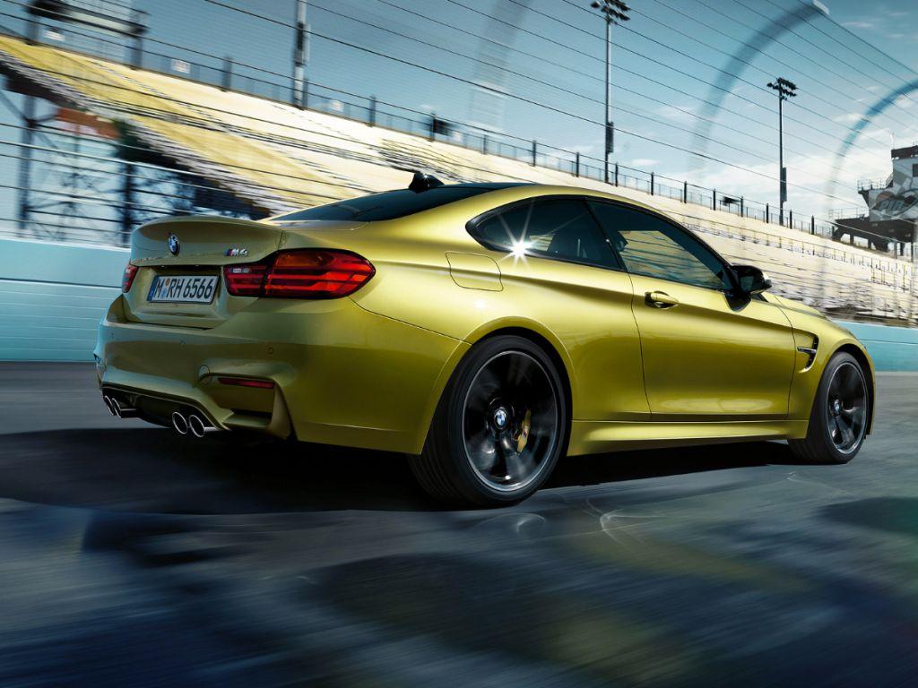 Galería de fotos del BMW M4 Coupé (2)