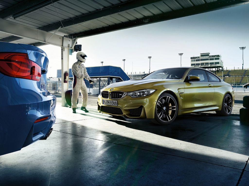 Galería de fotos del BMW M4 Coupé (3)