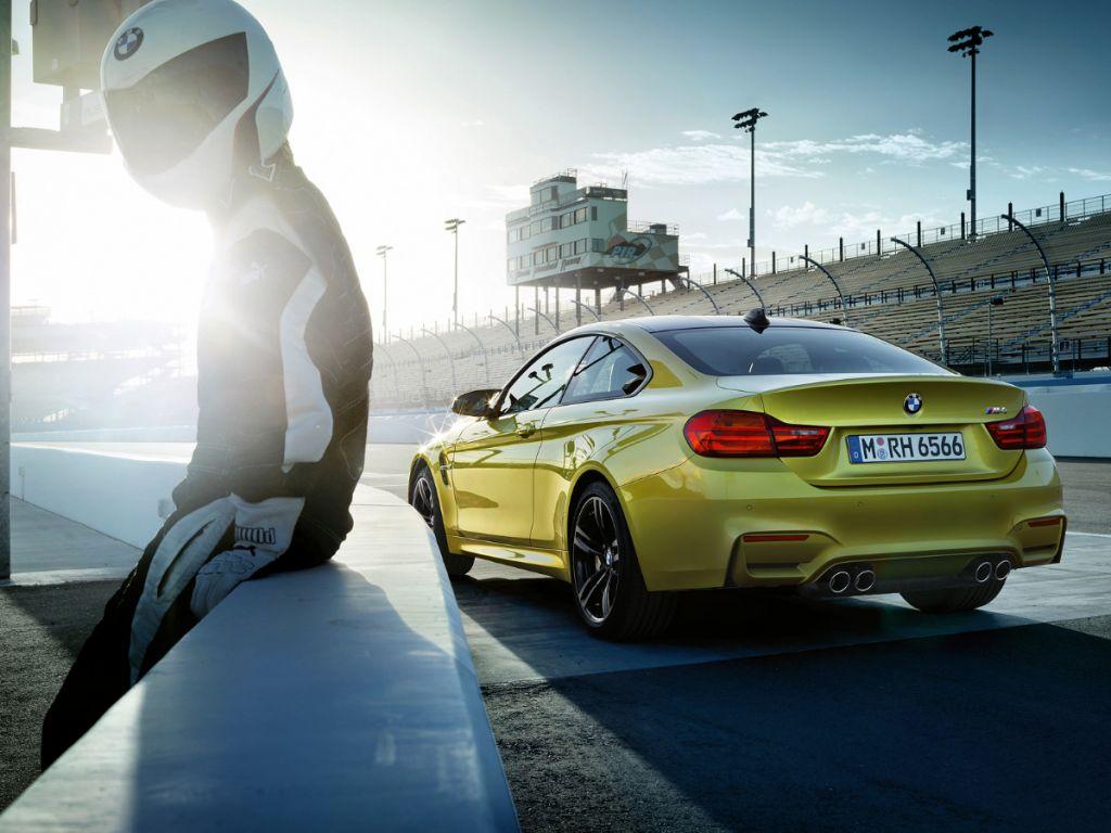 Galería de fotos del BMW M4 Coupé (4)