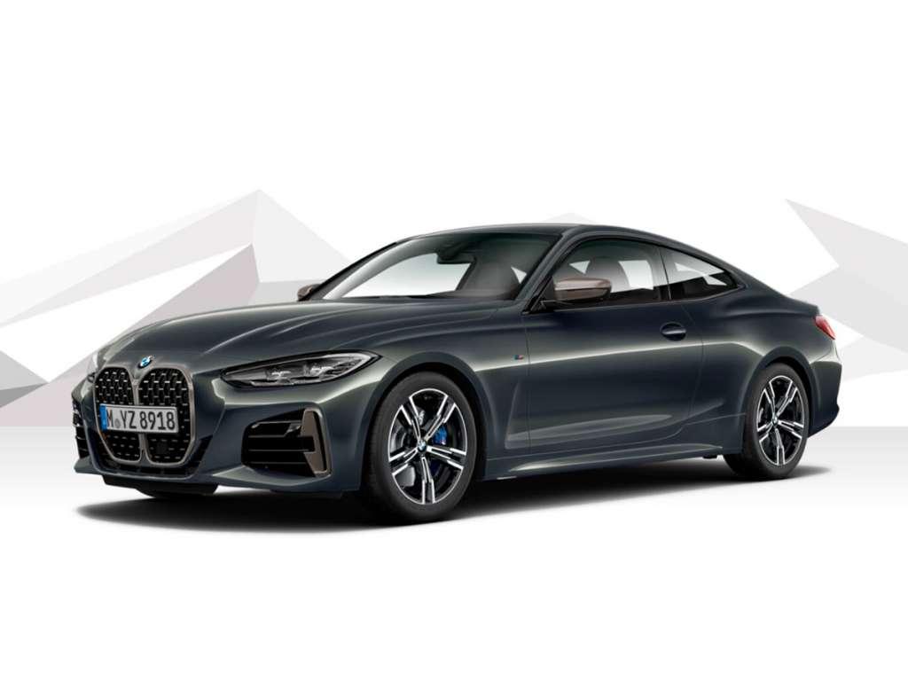 Galería de fotos del BMW Nuevo M440i xDrive Coupé (1)