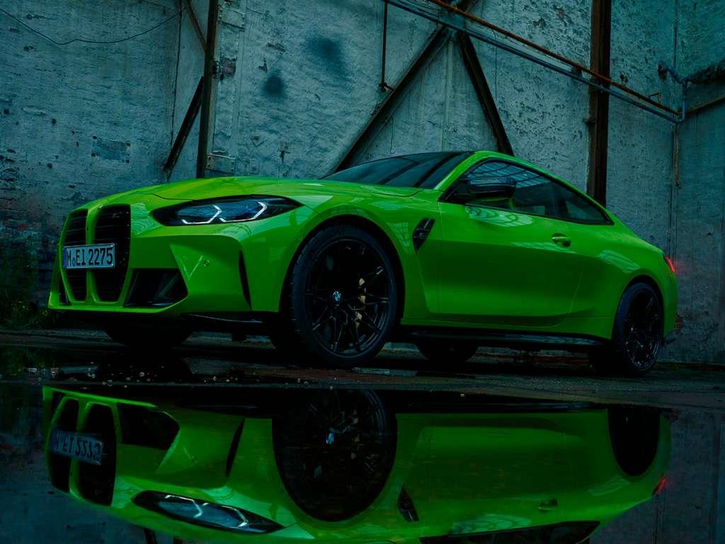 Galería de fotos del BMW Nuevo M4 Coupé (1)