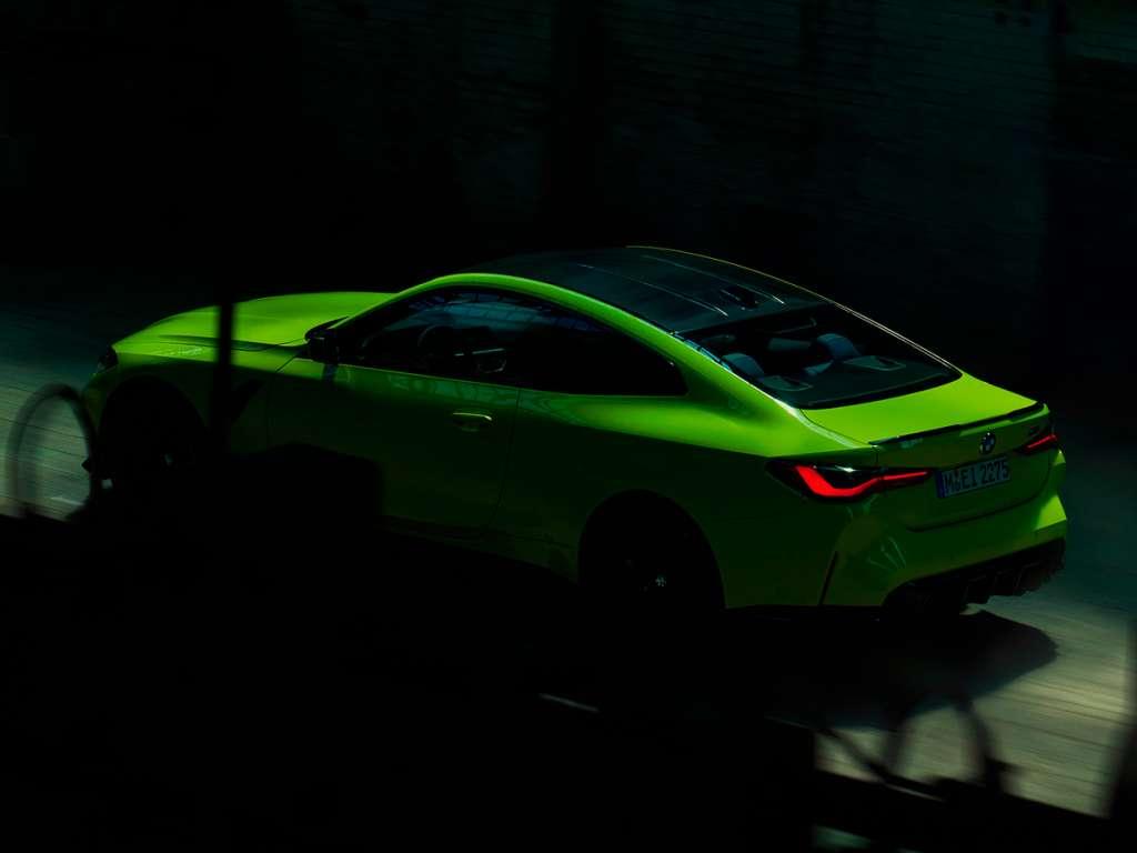 Galería de fotos del BMW Nuevo M4 Coupé (3)