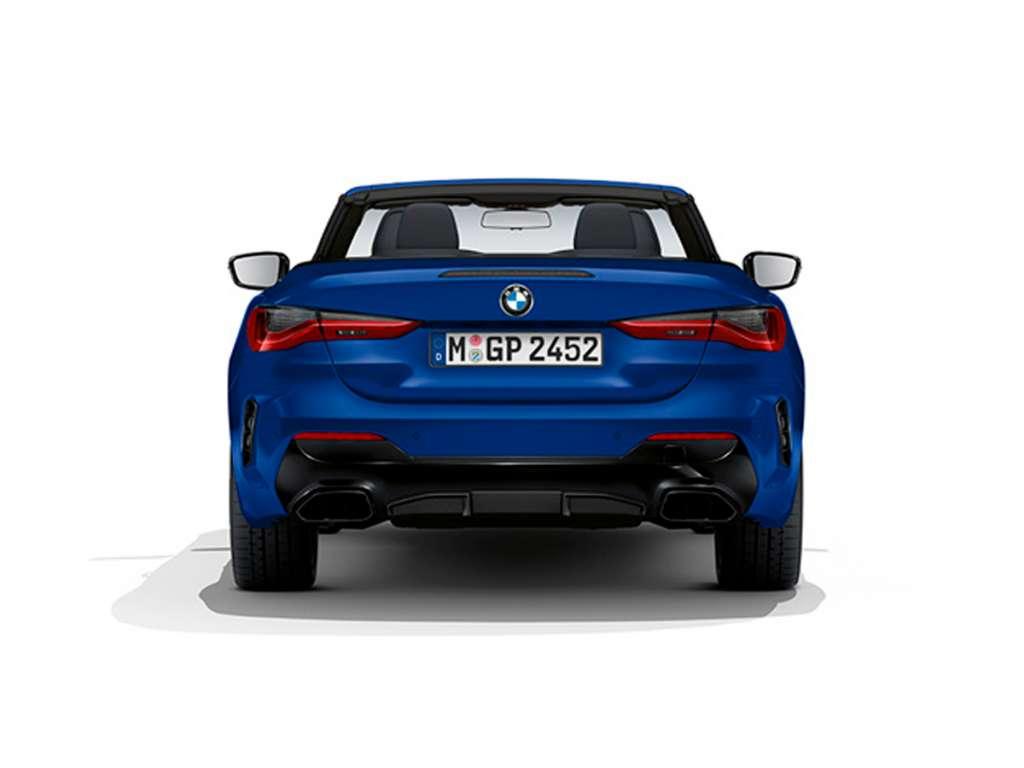 Galería de fotos del BMW Nuevo M440i xDrive Cabrio (3)