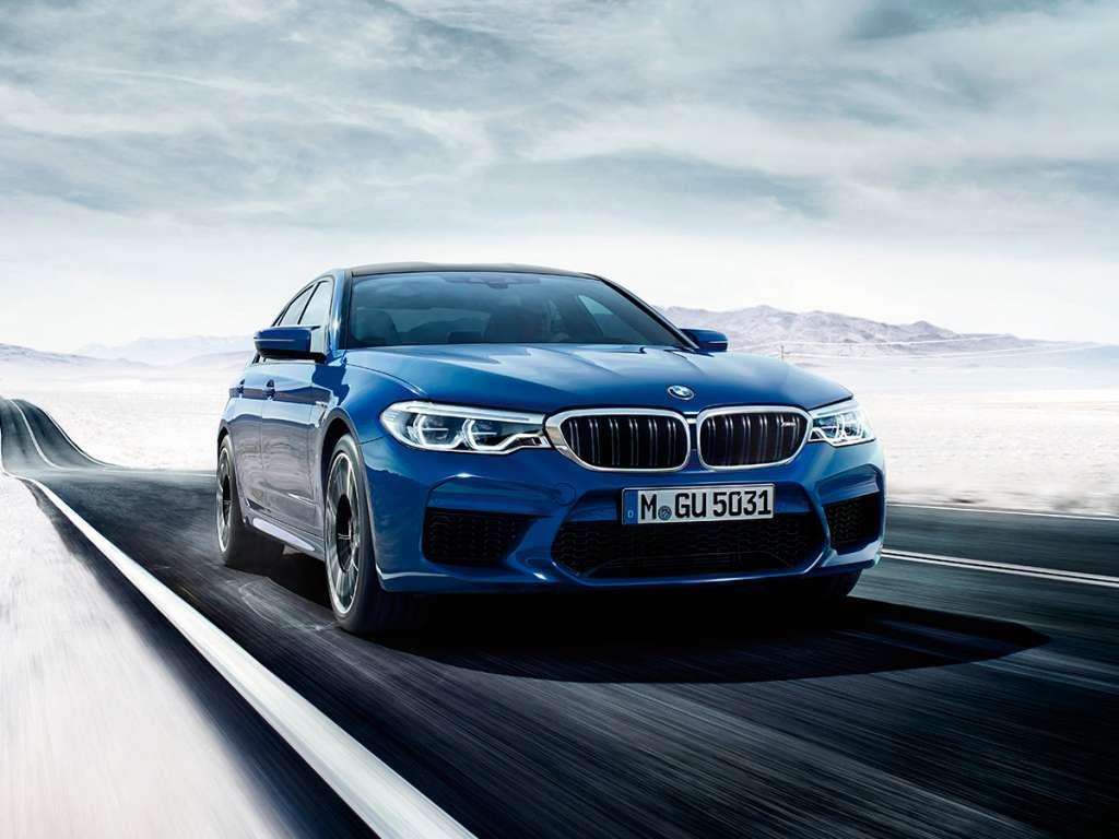 Galería de fotos del BMW M5 Berlina (1)