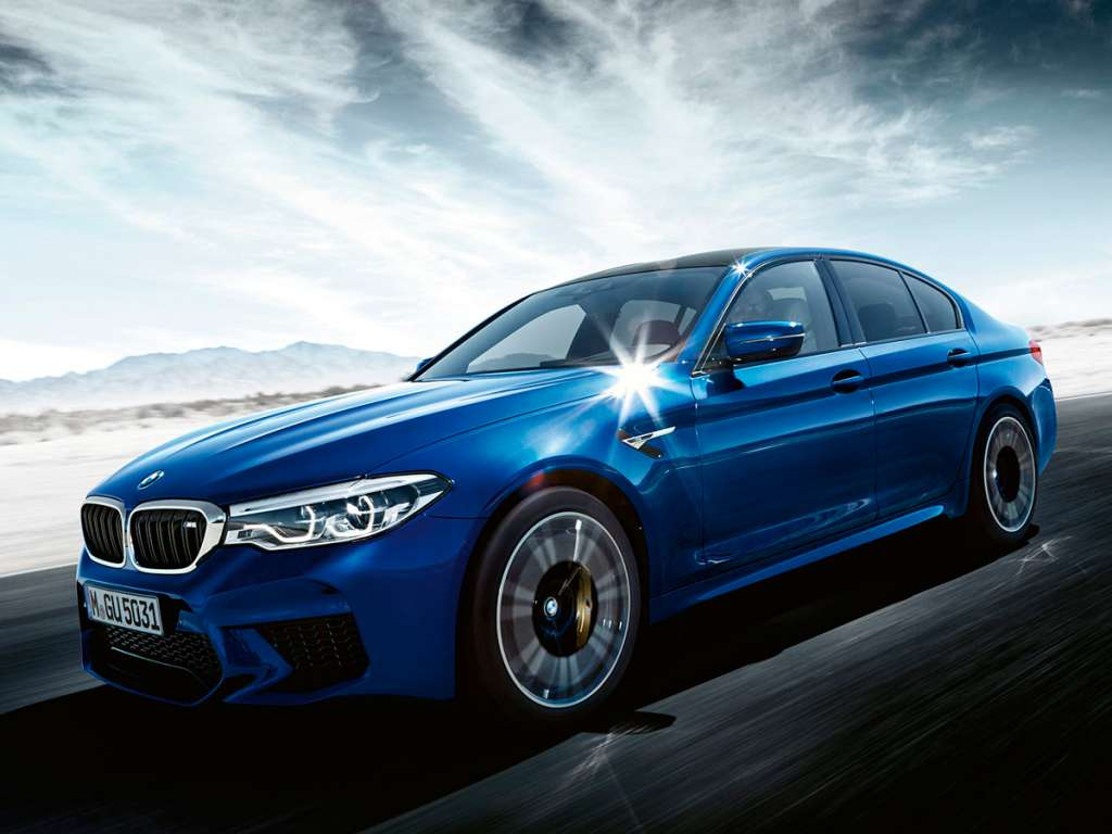 Galería de fotos del BMW M5 Berlina (3)