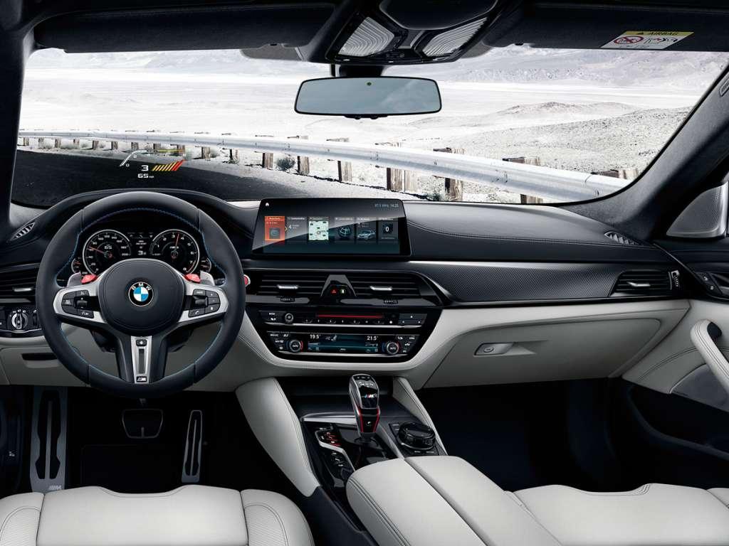 Galería de fotos del BMW M5 Berlina (4)