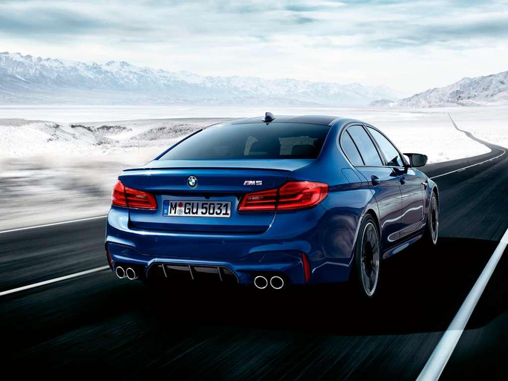 Galería de fotos del BMW M5 Berlina (5)