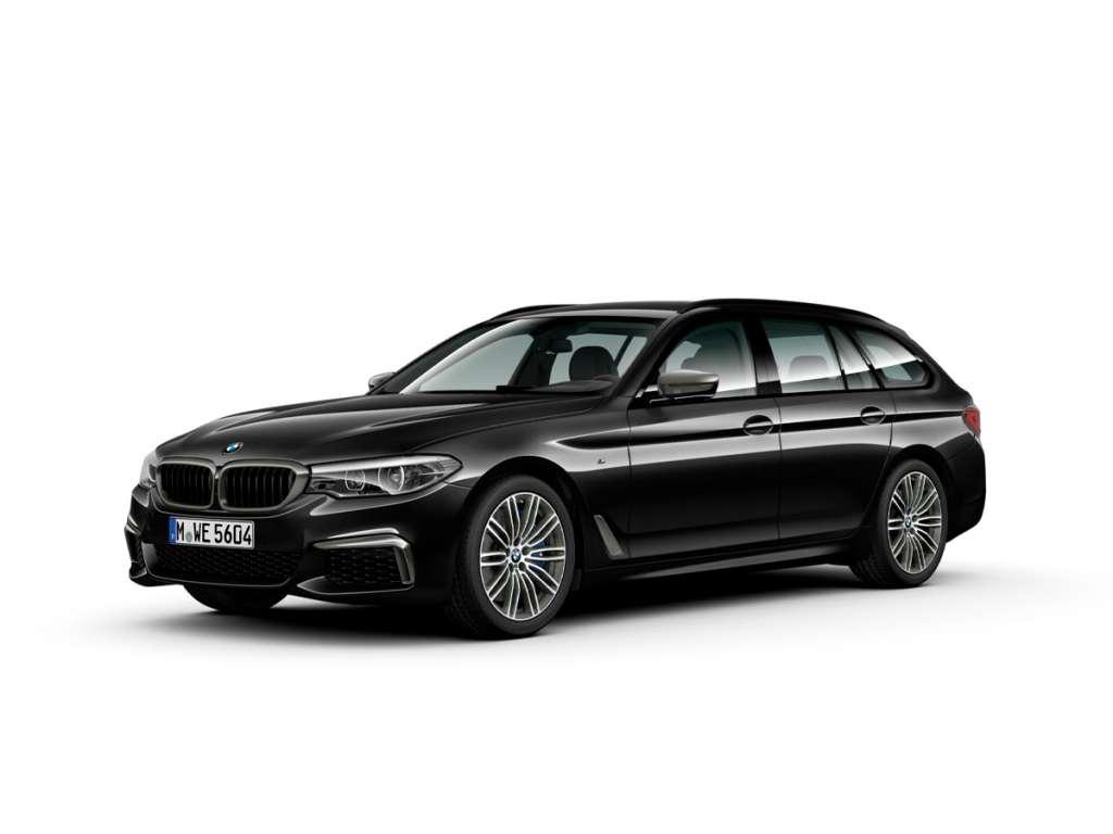 Galería de fotos del BMW M550d xDrive Touring (1)