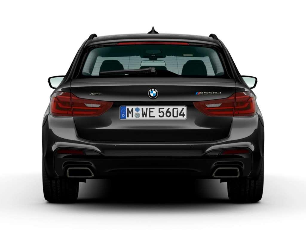 Galería de fotos del BMW M550d xDrive Touring (2)