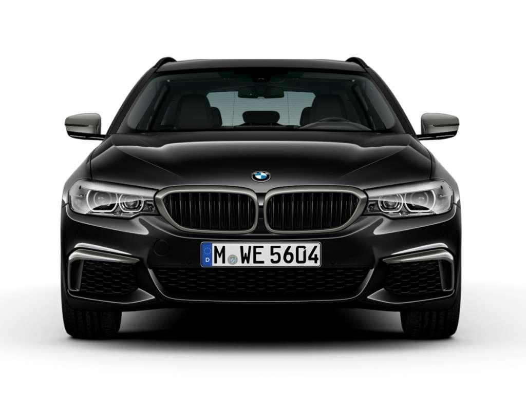 Galería de fotos del BMW M550d xDrive Touring (3)