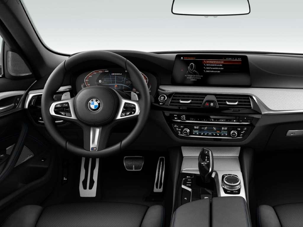 Galería de fotos del BMW M550d xDrive Touring (4)