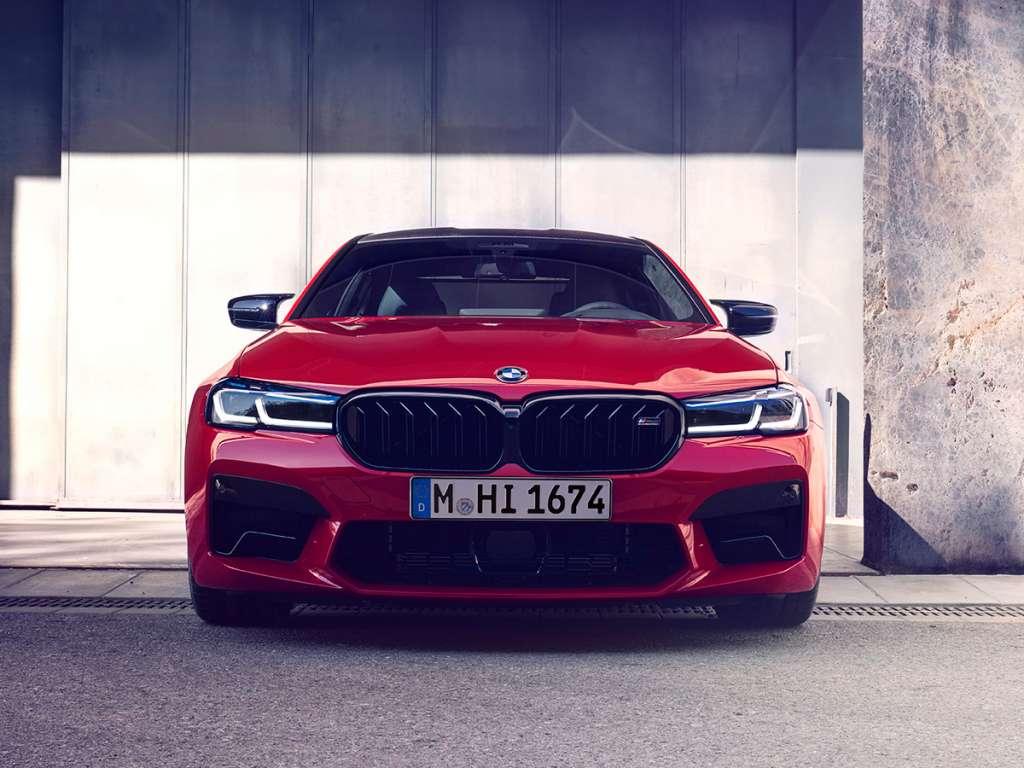 Galería de fotos del BMW Nuevo M5 (1)