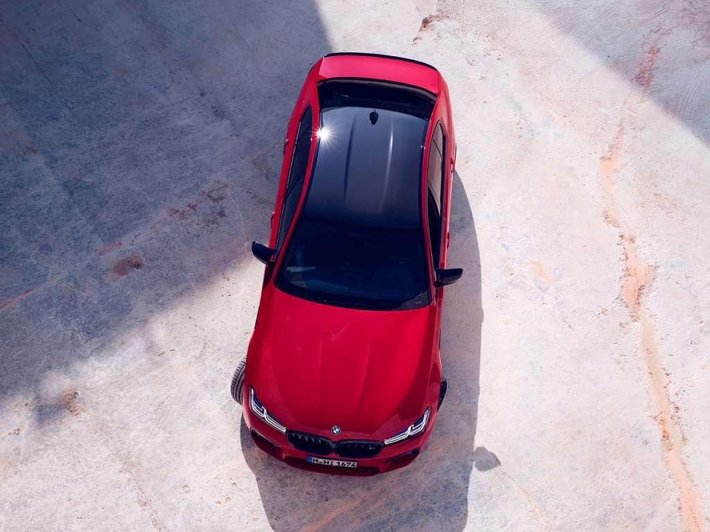 Galería de fotos del BMW Nuevo M5 (2)