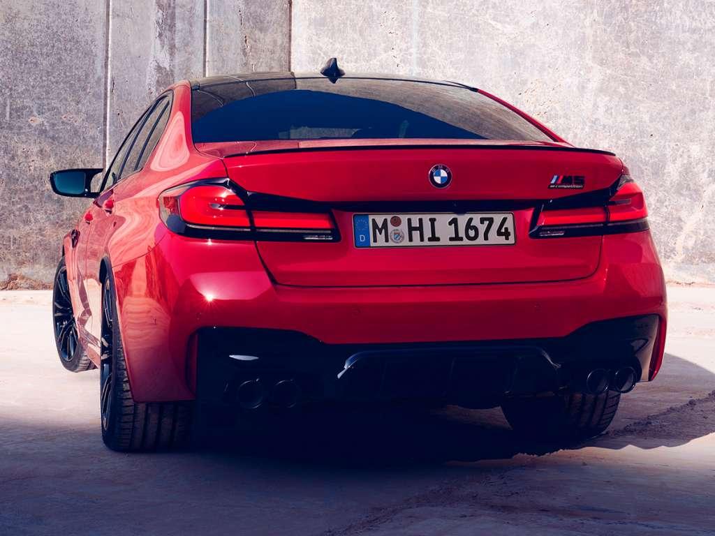 Galería de fotos del BMW Nuevo M5 (3)