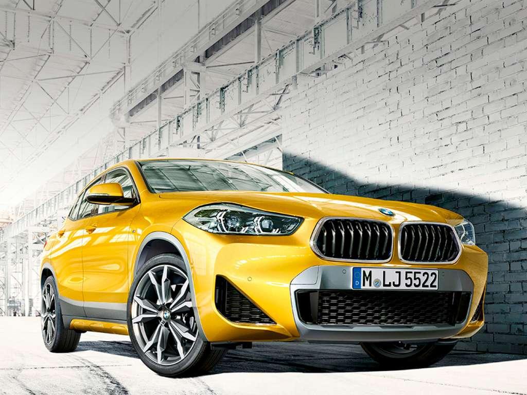 Galería de fotos del BMW X2 (3)